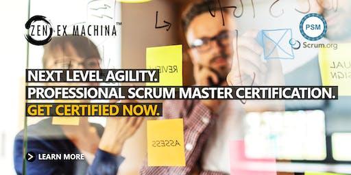 Professional Scrum Master Certification (PSM) - Brisbane