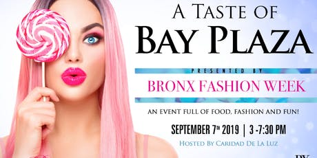 A Taste of Bay Plaza tickets