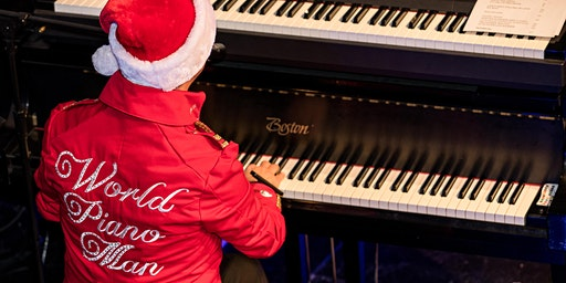Martyn Lucas Christmas Concert Fundraiser for Lions Club