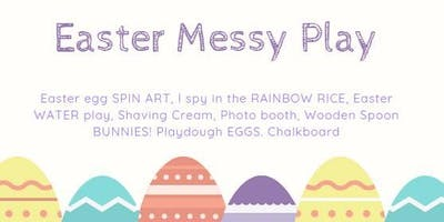Easter Messy Play