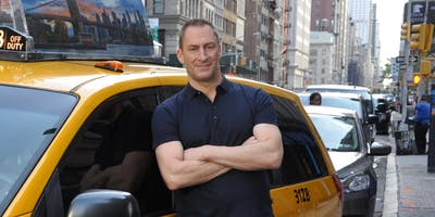 Comedy Show Ben Bailey from Cash Cab, Comedy Central