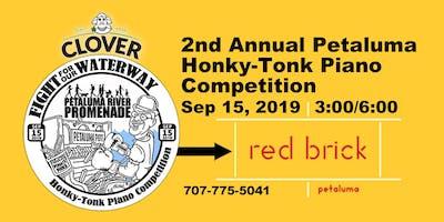 2nd Annual Petaluma Honky-Tonk Piano Competition