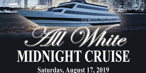 All White Midnight Cruise (Spirit of Chicago)