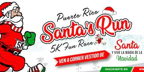 SANTA'S RUN® 5K boletos