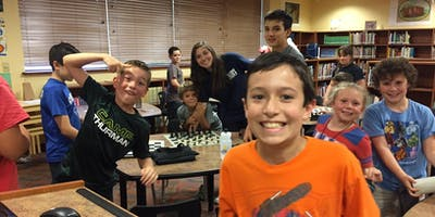 Texas Summer Chess Camp 2019! (Rising 5th-8th Graders)