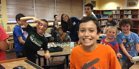 Texas Summer Chess Camp 2019! (Rising 5th-9th Graders) tickets