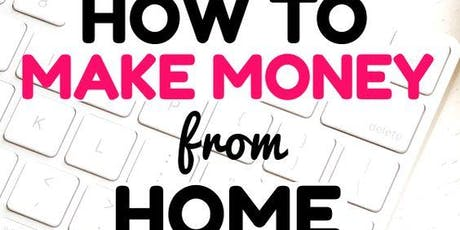 Want To Work From Home? tickets