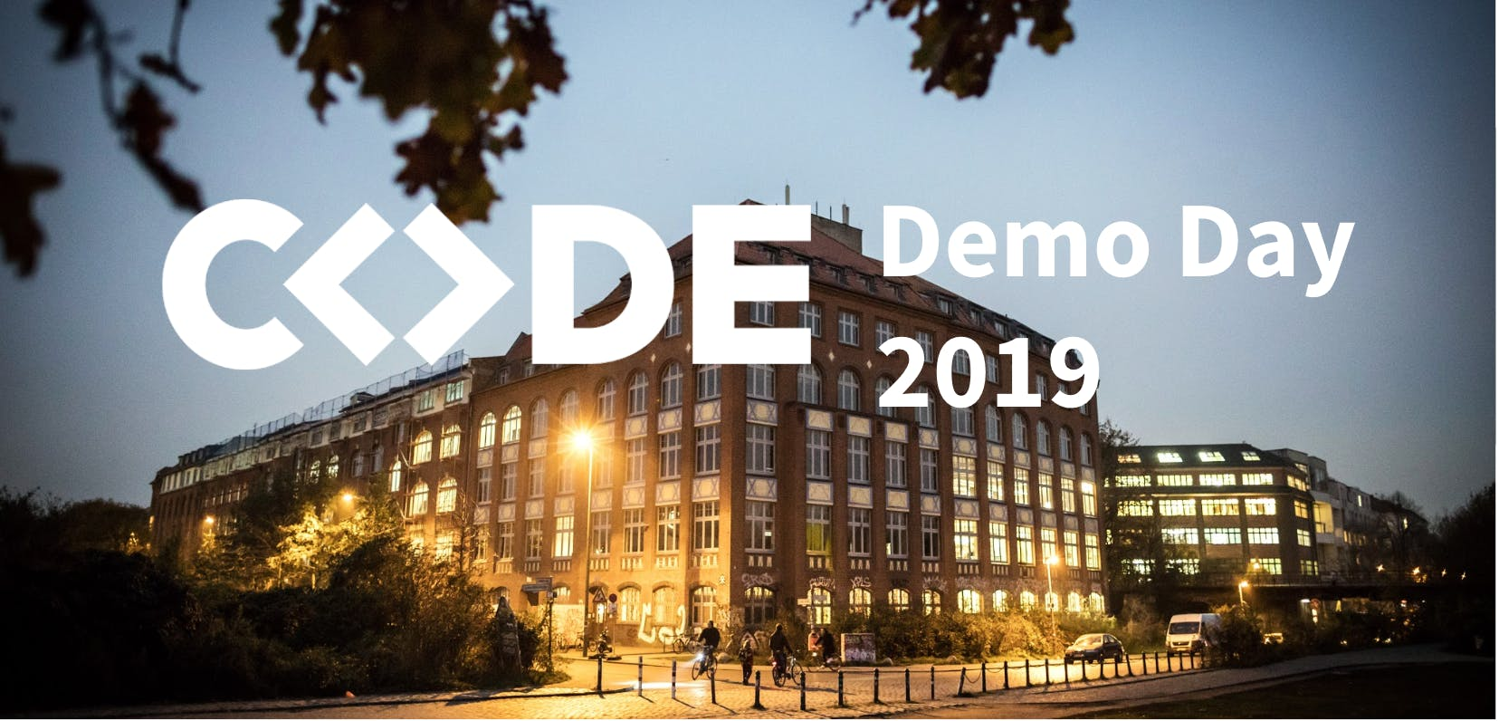 CODE Demo Day 2019