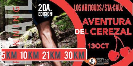 Aventura del Cerezal - 2da. Edición entradas