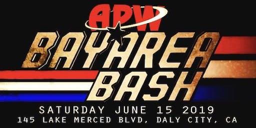 All Pro Wrestling: #BayAreaBash