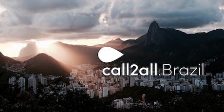 Call2All Brasil ingressos