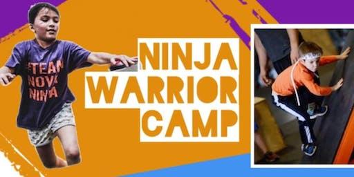 NoVa Ninja Warrior Spring Break & Summer Camp