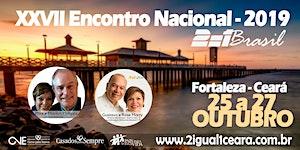 XXVII Encontro Nacional 2=1 Brasil - 2019