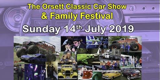 Orsett Classic Car & Family Festival