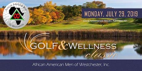 AAMW 7th Annual Golf & Wellness Classic  tickets