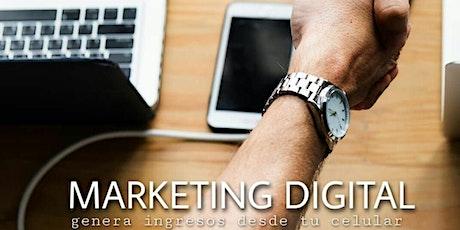 Introducción al Marketing Digital - Cali entradas