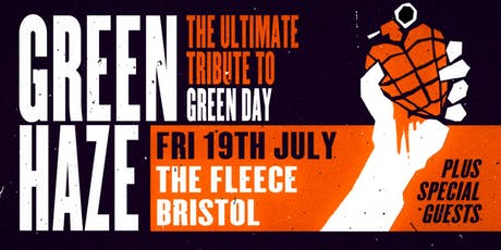 Green Haze  - A Tribute To Green Day tickets