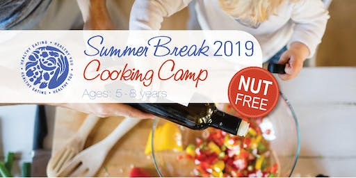 Hands on Fun, Cooking for Anyone, Summer 2019, Ages 5-8 years