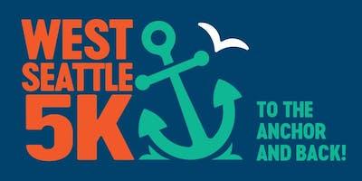 2019 West Seattle 5K Run-Walk