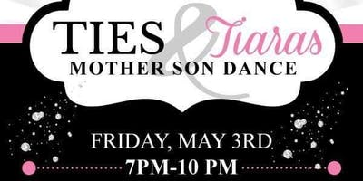 2nd Annual Bow Ties & Tiaras Mother/Son Dance