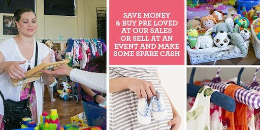 Lots for Tots Sale - St Albans