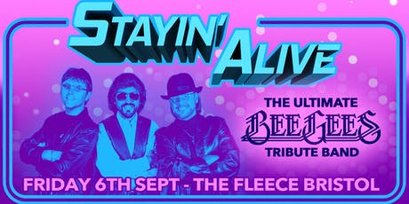 Stayin' Alive - The Ultimate Bee Gees Show tickets
