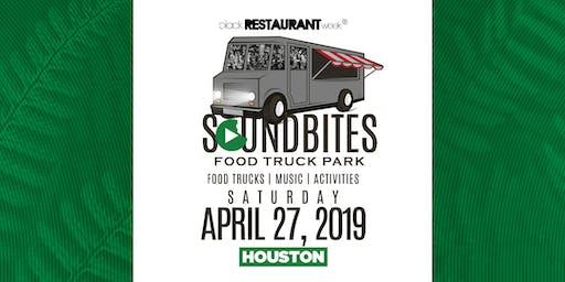 Soundbites食品卡车节:2019休斯顿