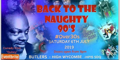 Back The The Naughty 90\