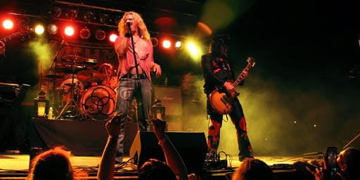 Kashmir: The Live Led Zeppelin Show