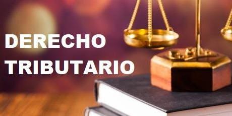Examen Derecho Tributario  - Julio/2019