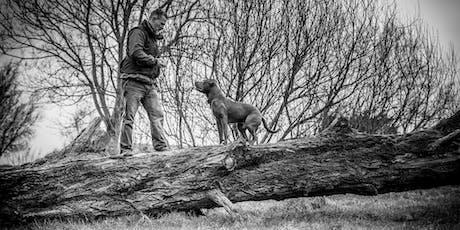 John McGuigan on Dog Behavior & Training tickets