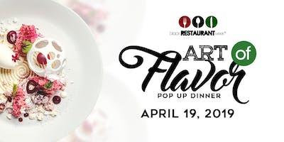 Art of Flavor: Houston Pop Up Dinner 2019
