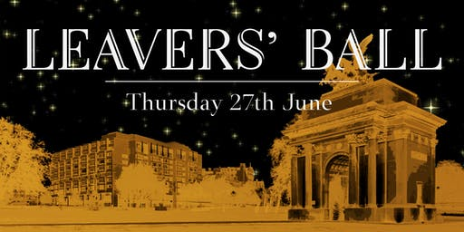 Leavers' Ball 2019