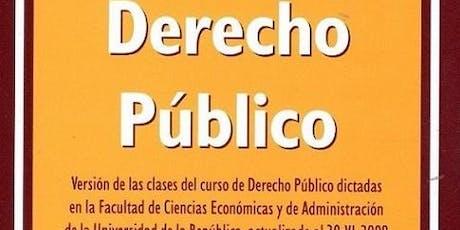 DERECHO PUBLICO On-line Julio/2019 entradas