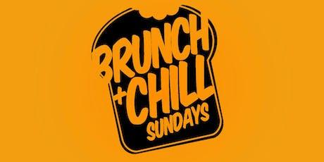 BRUNCH-N-CHILL #SUNDAYFUNDAY #MUSIC #UNLIMITEDMIMOSAS tickets