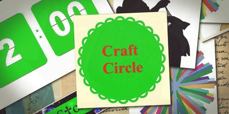 A Craft Circle at the Hope Family Store tickets