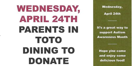 Parents in Toto Autism Resource Center Events | Eventbrite