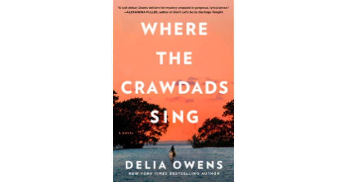 Main Book Group feat: Where the Crawdads Sing