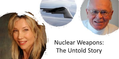 Nuclear Weapons: The Untold Story, with Linda McQuaig and Doug Roche