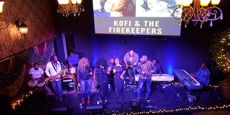 Kofi & the Fire Keepers tickets