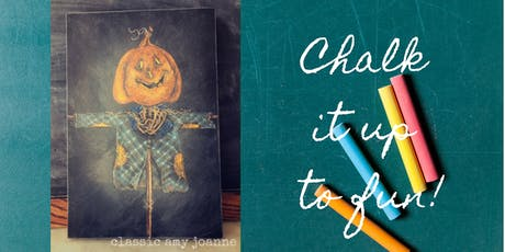 Chalk Coloring between the Vines with artist Amy Mogish tickets