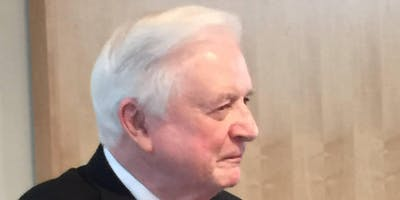 In Praise of Public Education:   A conversation with Gov. James B. Hunt, Jr.