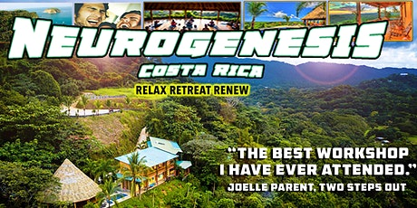 NeuroGenesis Costa Rica - Journey through the mind and body boletos