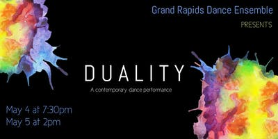 DUALITY: a contemporary dance performance by GRDE