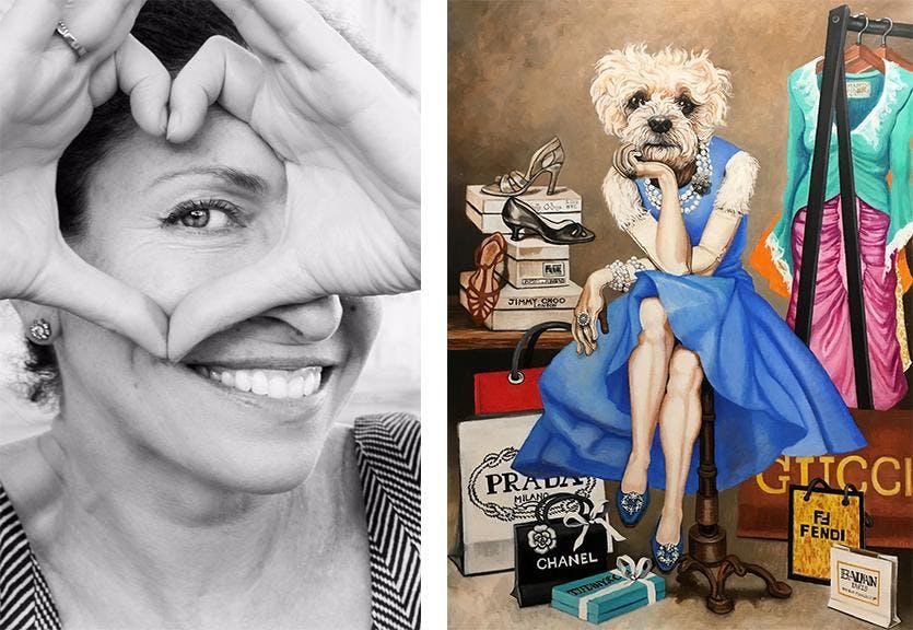 Meet Artist Rachelle Oatman