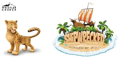 Shipwrecked: Kids Summer Bible Camp tickets