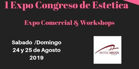 1 Expo Congreso de Estetica Bahia Blanca entradas
