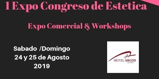 1 Expo Congreso de Estetica Bahia Blanca