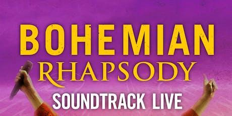 Adam Thompson Bohemian Rhapsody - Pre Show Meals tickets