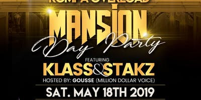 KLASS - DJ STAKZ MIAMI MANSION DAY PARTY